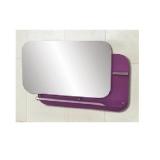 Зеркало Адажио 80 см фиолетовое