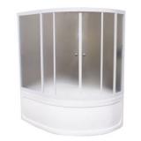 Штора на ванну MarkaOne Imago 160x105 MW