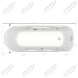 Ванна акриловая BAS Стайл 160x70
