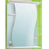 Зеркальный шкаф Vako Лилия 65 см правый