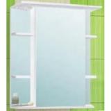 Зеркальный шкаф Vako Лира 70 см правый