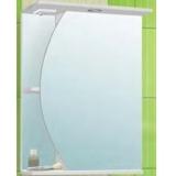 Зеркальный шкаф Vako Луна 55 см правый