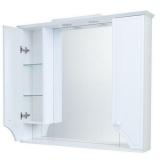 Зеркало-шкаф Акватон Элен 95 см