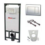 Инсталляция AlcaPlast A101