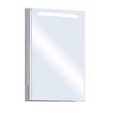 Зеркальный шкаф Акватон Сильва 50 см левый