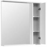 Зеркало-шкаф Акватон Стоун 80 см правый