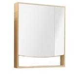 Зеркальный шкаф Акватон Инфинити 65 см ясень коимбра