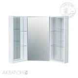 Зеркальный шкаф Акватон Кантара 42 см