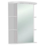Зеркало-шкаф Акватон Кристалл 65 см Левый