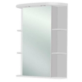 Зеркало-шкаф Акватон Кристалл 65 см Правый
