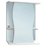 Зеркальный шкаф Vako Пинта 55 см правый