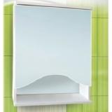 Зеркальный шкаф Vako Линда 55 см правый