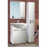 Зеркало-шкаф Vako Бант 80 см правый