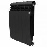 Радиатор Royal Thermo Biliner alum 500 Noir Sable