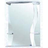 Зеркальный шкаф Bellezza Карина 55 см правый