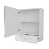 Зеркальный шкаф Merkana Валенсия 50 см левый