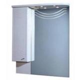 Зеркало-шкаф Акватон Домус 95 см левый