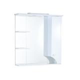 Зеркало-шкаф Акватон Элен 85 см правый