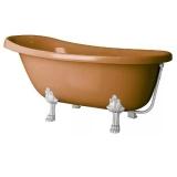 Ванна каменная Bristol Роксбург инд. цвет