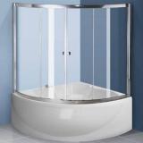 Штора на ванну MarkaOne Marylin / Trapani 140x140 TS