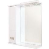 Зеркало-шкаф WL Балтика 60 см левый