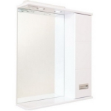 Зеркало-шкаф WL Балтика 60 см правый