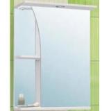 Зеркальный шкаф Vako Виола 50 см правый