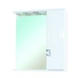 Зеркало-шкаф Bellezza Миа 65 см правый