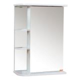 Зеркальный шкаф Sanita Вега-02 51 см