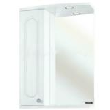 Зеркало-шкаф Bellezza Камелия 55 см левый