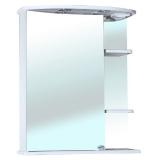Зеркальный шкаф Bellezza Магнолия 60 см левый