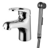 Смеситель с гигиеническим душем Lemark Omega LM3116C