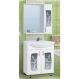Зеркало-шкаф Vako Каламита 50 см правый