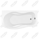 Ванна акриловая AQUANET BORNEO 170x75 Левая