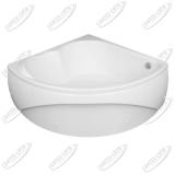 Ванна акриловая AQUANET FREGATE 120x120
