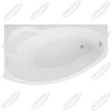Ванна акриловая AQUANET SOFIA 170x90 Левая