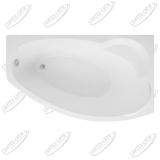 Ванна акриловая AQUANET SOFIA 170x90 Правая