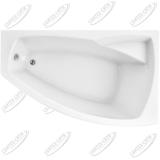 Ванна акриловая Marka One ASSOL 160x100 Правая