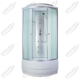 Душевая кабина AquaCubic 3103B fabric white