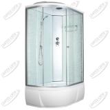 Душевая кабина AquaCubic 3106D Правая square white
