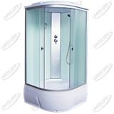 Душевая кабина AquaCubic 3302D fabric white