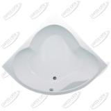 Ванна акриловая Marka One CASSANDRA 140x140