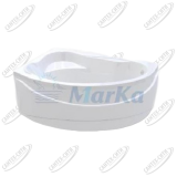 Ванна акриловая в сборе Marka One CATANIA 160x110 Левая