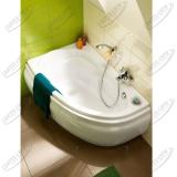 Ванна акриловая Cersanit Joanna 160x95 Левая
