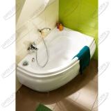 Ванна акриловая Cersanit Joanna 160x95 Правая