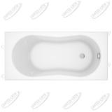 Ванна акриловая Cersanit Nike 150x70