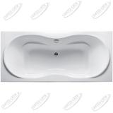Ванна акриловая Marka One DINAMIKA 180x80