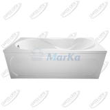 Ванна акриловая Marka One ENNA 170x75
