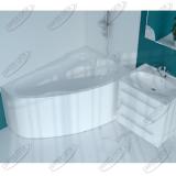 Ванна акриловая Marka One LIL 140x90 Правая