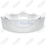 Ванна акриловая Marka One LUXE 155x155